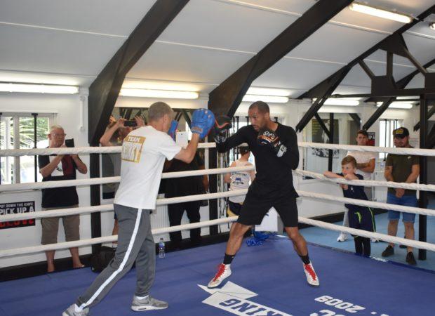 Powerday Hooks Amateur Boxing Club
