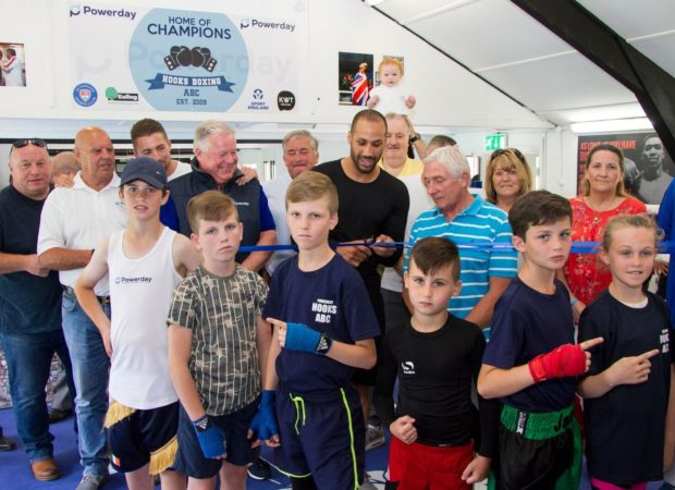 Powerday Hooks Amateur Boxing Club